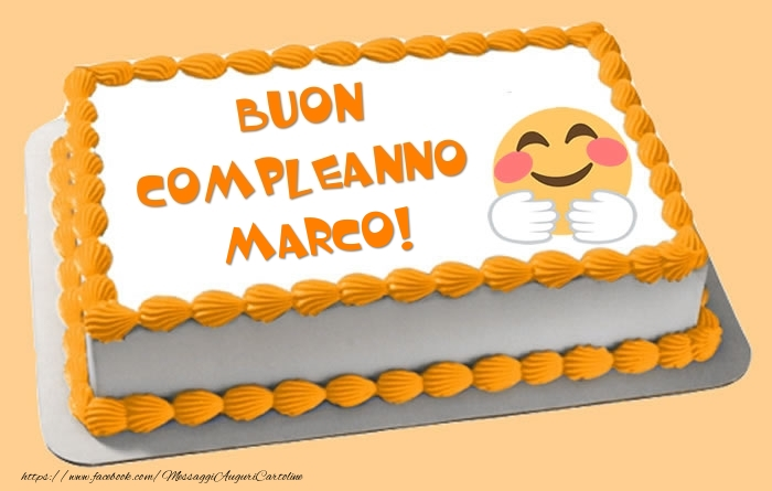 Compleanno Marco